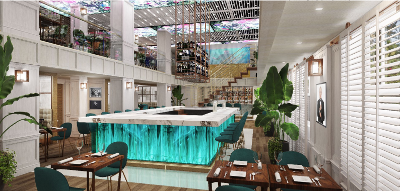 See Inside iLove305, Pitbull's Miami Restaurant Opening This Summer