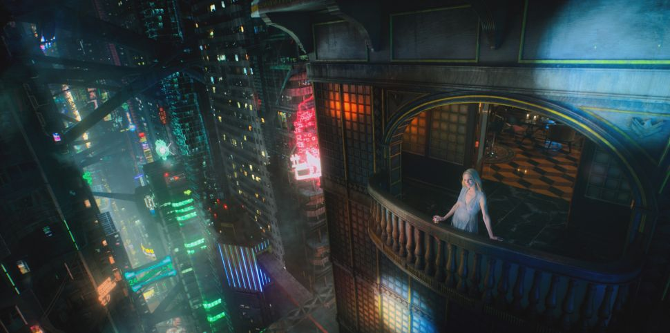 'Altered Carbon' Is the 'Blade Runner' Knock-Off No One Needs Right Now