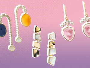 Buy your loved one a pair of earrings she won't soon forget.