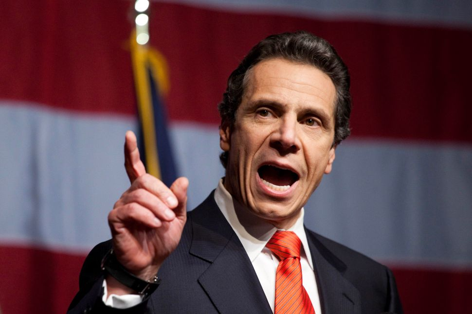 Cuomo Should Be Lauded For Tackling Childhood Hunger