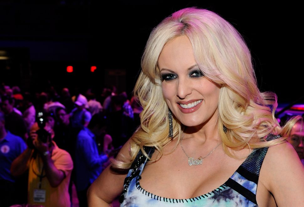 Stormy Daniels Set to Appear on 'Jimmy Kimmel Live' Amid Trump Affair Story