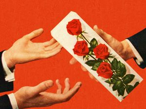 Who should you really be giving Valentine's Day gifts to?