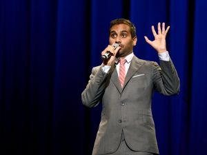Comedian Aziz Ansari went on a bad date with a 23-year-old photographer.