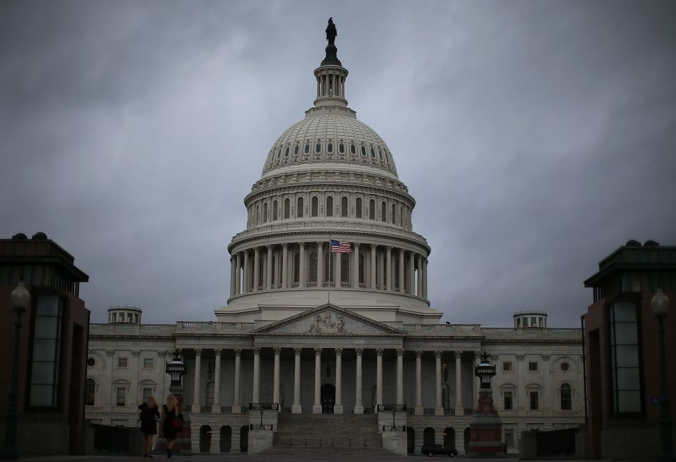 Republican Incumbents Face Sexual Harassment Tidal Wave in 2018