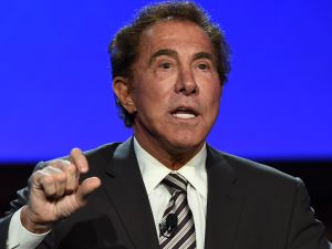 Wynn Resorts Chairman and CEO Steve Wynn.