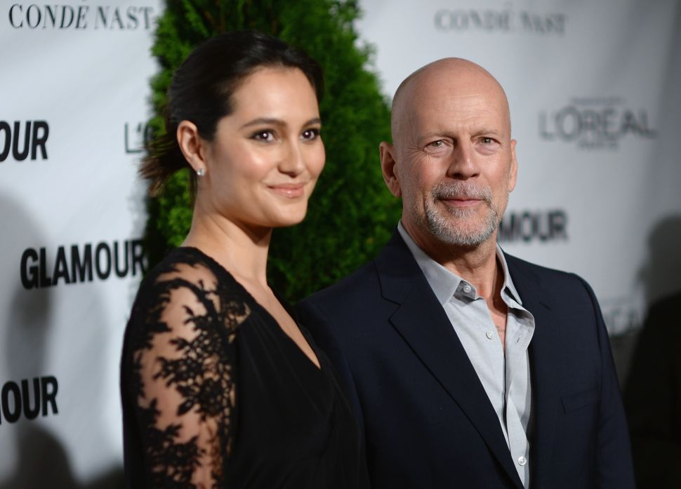 Bruce Willis Had No Trouble Finding a Buyer on Central Park West