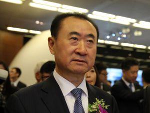 Wang Jianlin, founder and CEO of Dalian Wanda Group