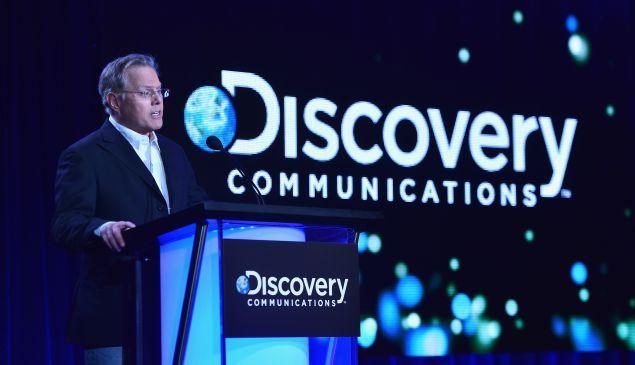 David Zaslav, CEO of Discovery Communications