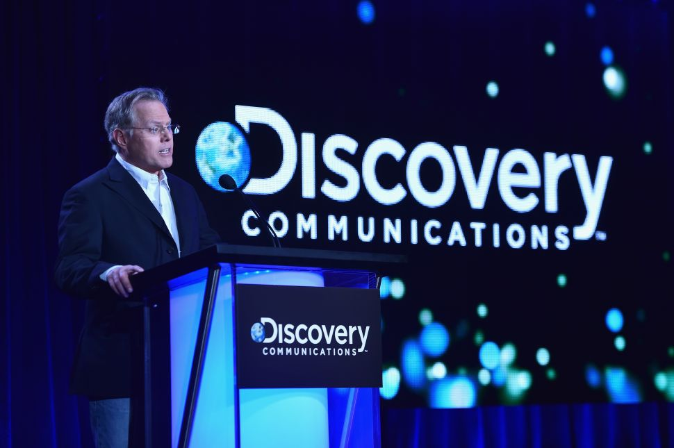 Discovery Channel to Move Global Headquarters to NYC