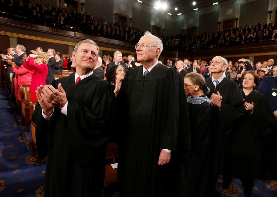 Chief Justice John Roberts Announces Judiciary Reform Toward Sexual Harassment