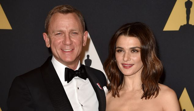 Daniel Craig and Rachel Weisz reportedly scooped up a Brooklyn brownstone. Click through to see the Cobble Hill home.