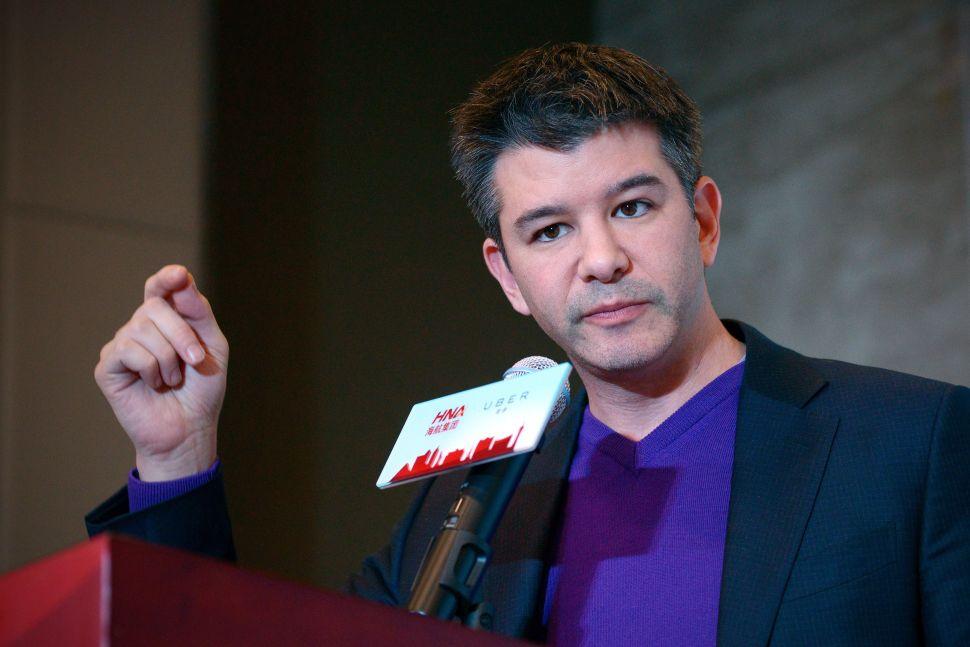 Ex-Uber CEO Travis Kalanick Will Make $1.4B From SoftBank Stock Sale