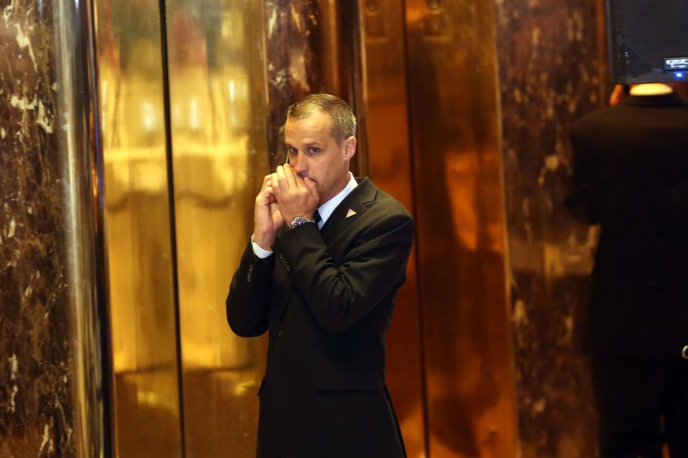 Corey Lewandowski Hires Lawyers Currently Suing Fyre Festival for Russia Probe