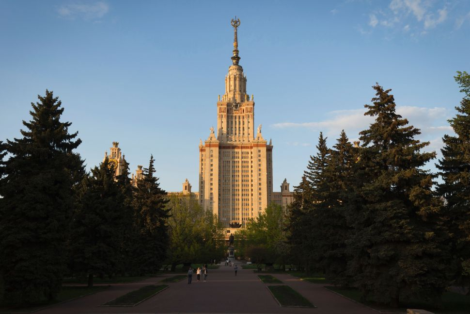 Scandal Erupts After Moscow University Doesn't Allow Jewish Student to Wear Yarmulke
