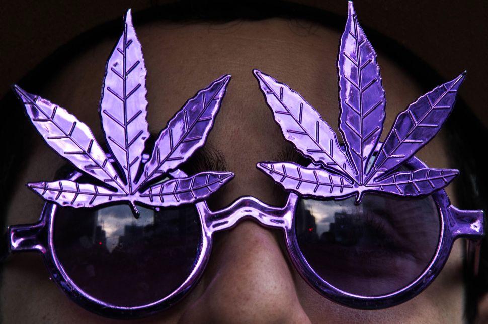 Les tactiques de peur utilisées contre la légalisation de la marijuana ont toutes explosé en fumée