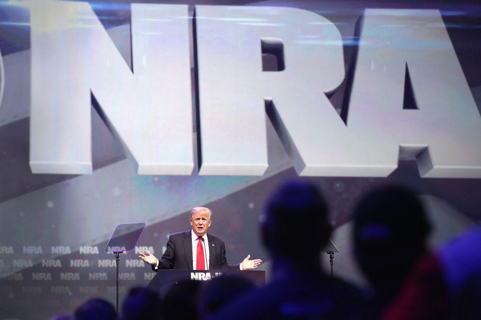 Robert Mueller Eyes NRA as Pipeline Between Russian Banker and Trump Campaign