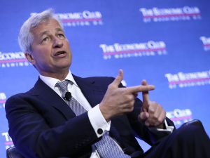Dimon said in September that he would fire employees for trading Bitcoin.