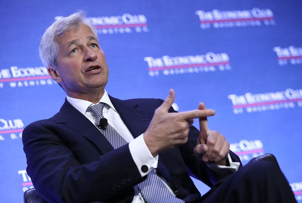 JP Morgan CEO Jamie Dimon: Blockchain Is Real, Not Interested in Bitcoin