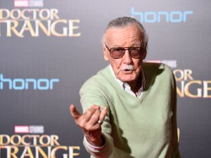 Stan Lee Sexual Harassment