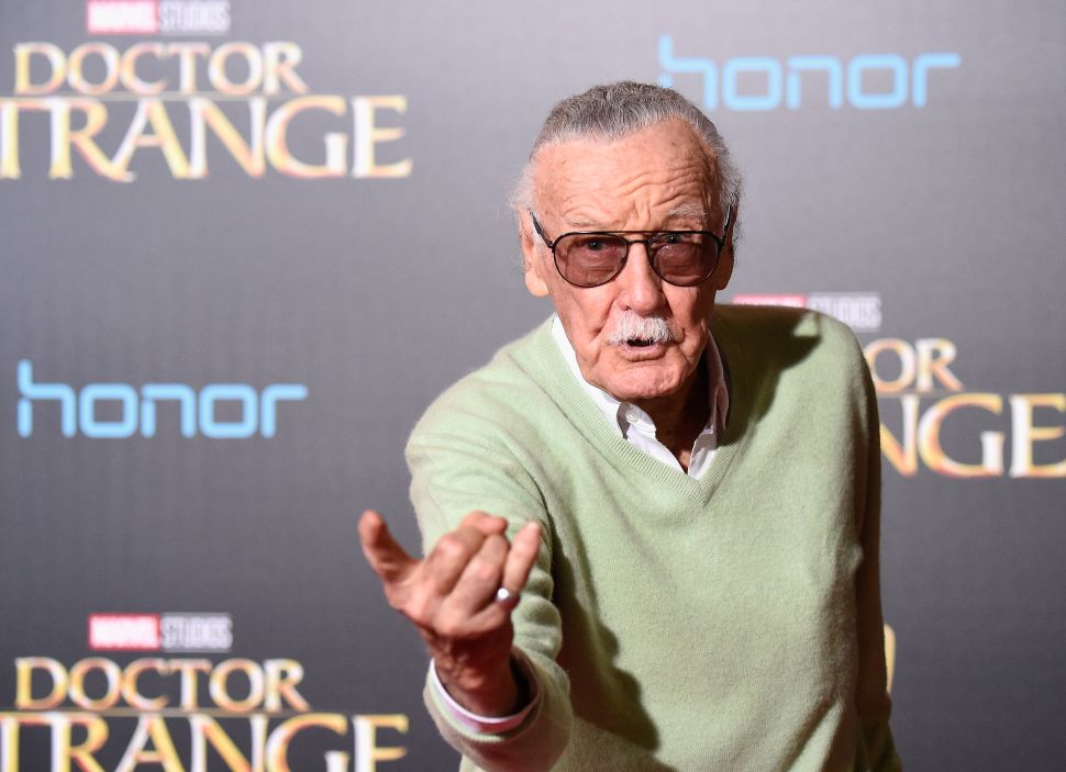 Marvel Icon Stan Lee Accused of Sexual Harassment