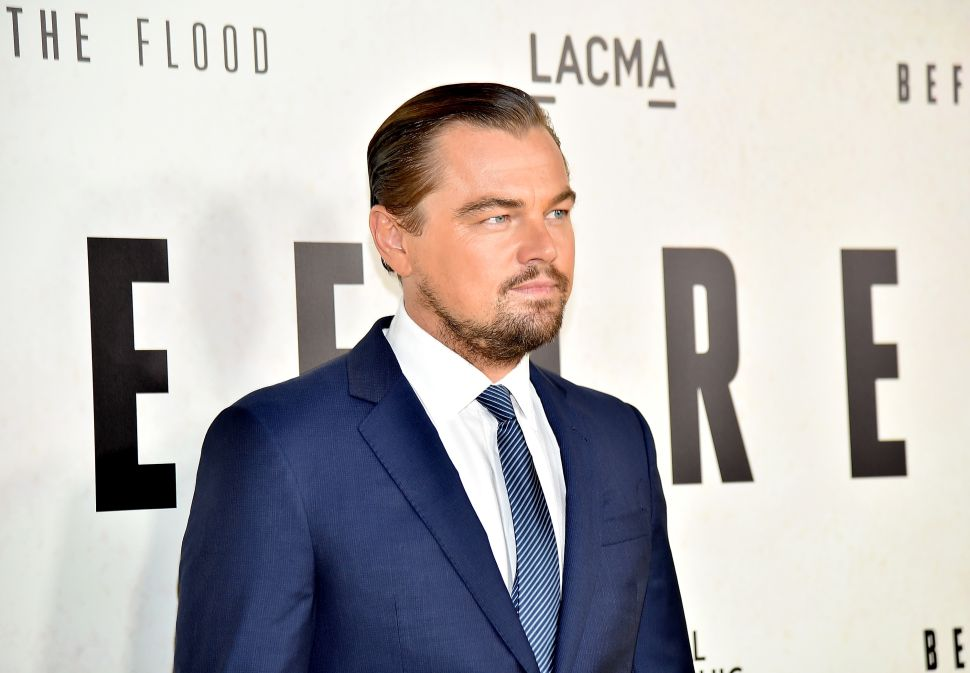 Leonardo DiCaprio Is Re-Teaming With Quentin Tarantino