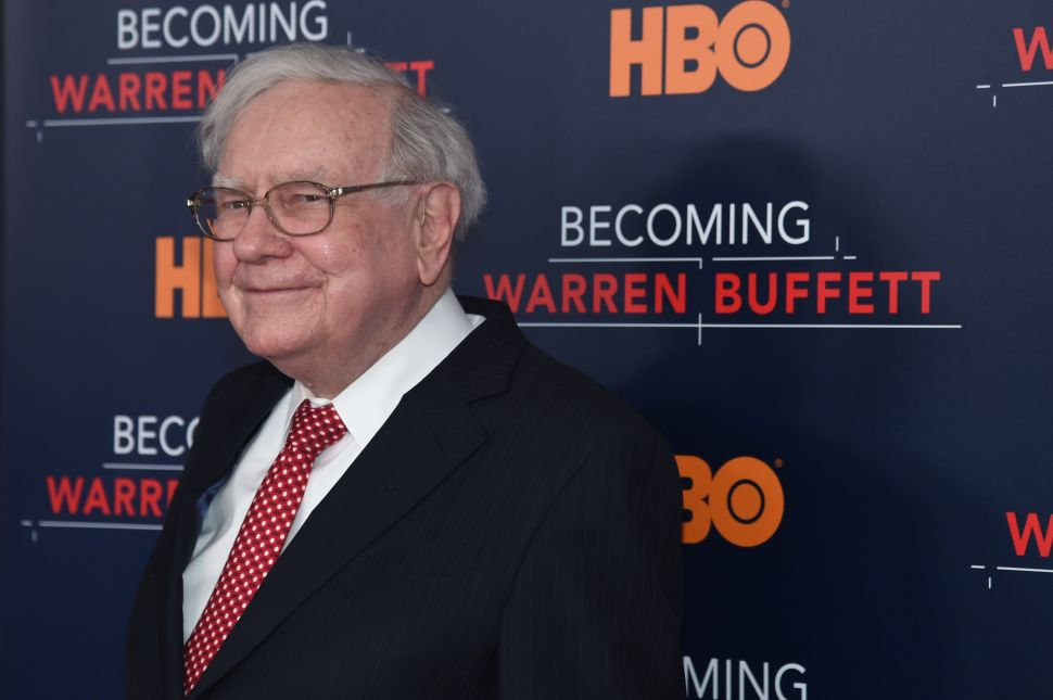 Warren Buffett Is the Secret Voice Behind DNA Tester 23andMe's New Ad