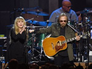 Stevie Nicks and Tom Petty are among the artists named in the lawsuit.