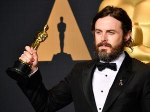 Oscars Casey Affleck Presenting