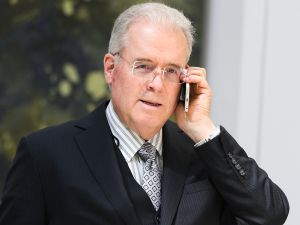 Billionaire Robert Mercer.