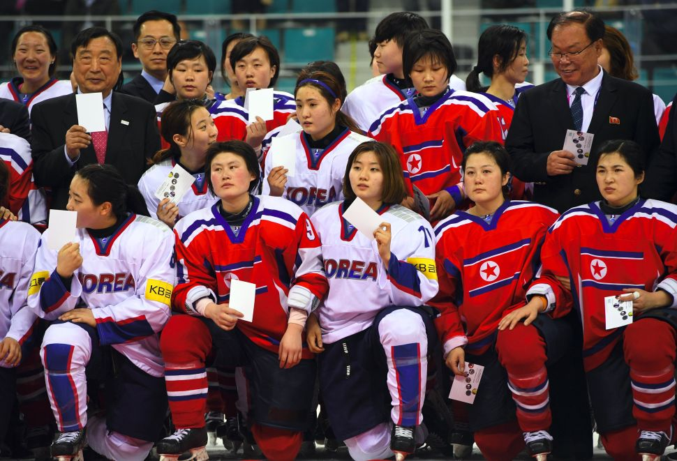 With So Little Time, Can North and South Korea Combine Olympic Teams?