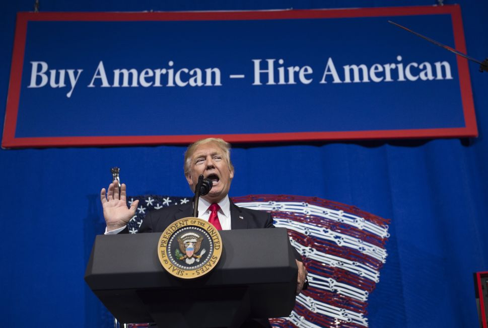 Trump's H1-B Reform Is Unlikely to Happen Overnight