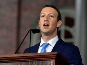 Has Mark Zuckerberg soured on bitcoin?