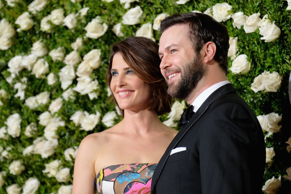 Cobie Smulders and Taran Killam Still Want to Leave Battery Park
