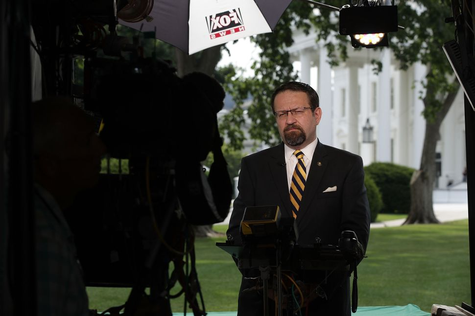 Former Trump Aide Sebastian Gorka Is Wanted in Hungary for Gun Charges