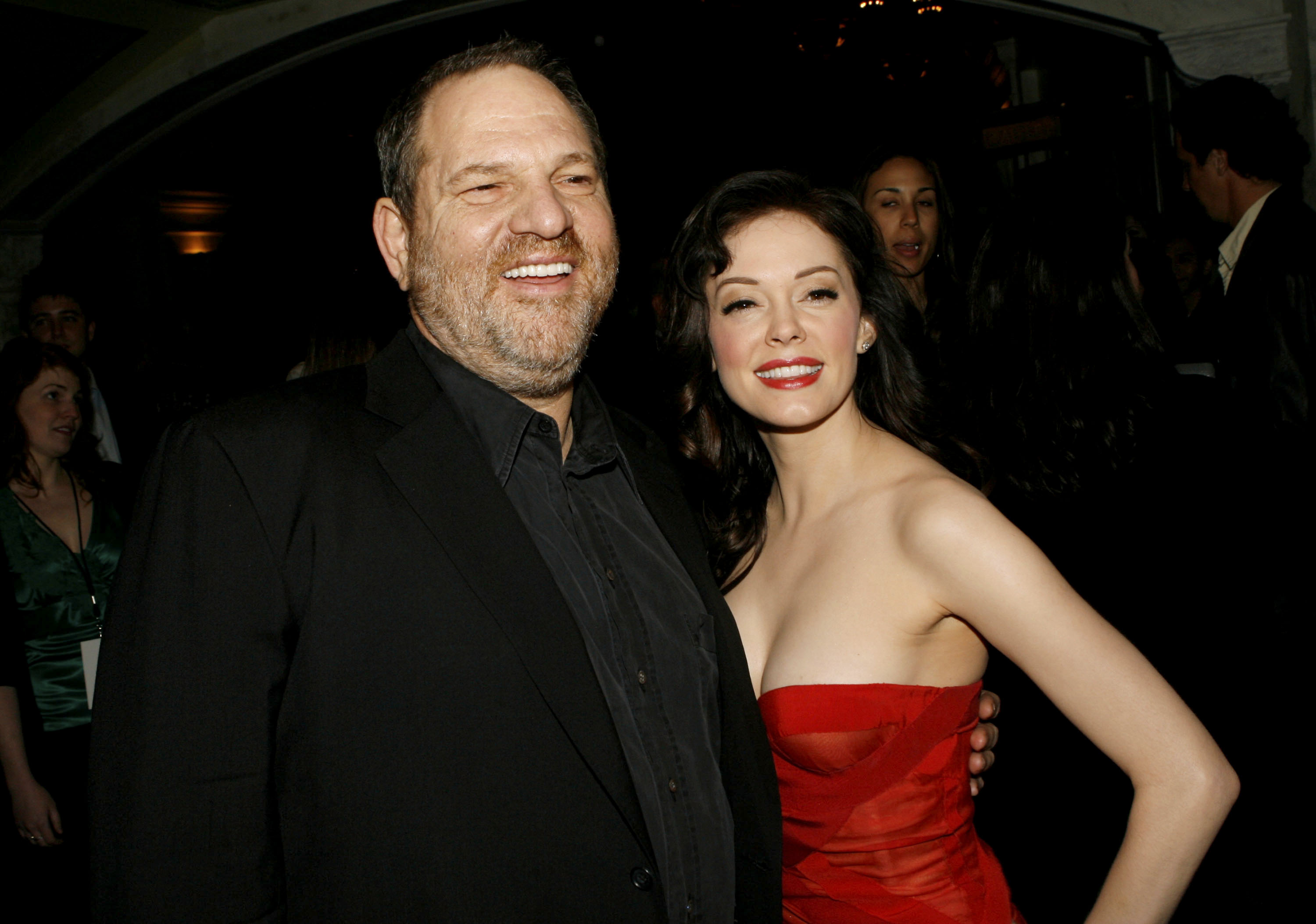 Harvey Weinstein Responds To Rose Mcgowan S Allegations Full Story Observer