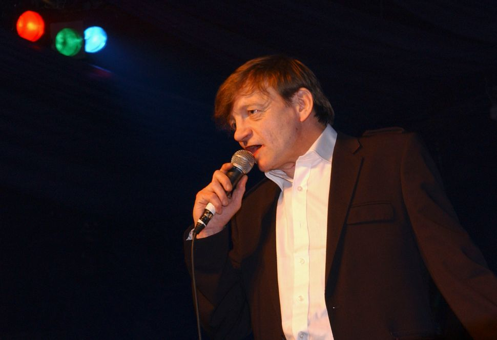 The Fall Singer Mark E. Smith Has Passed Away