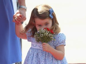 when does princess charlotte start school