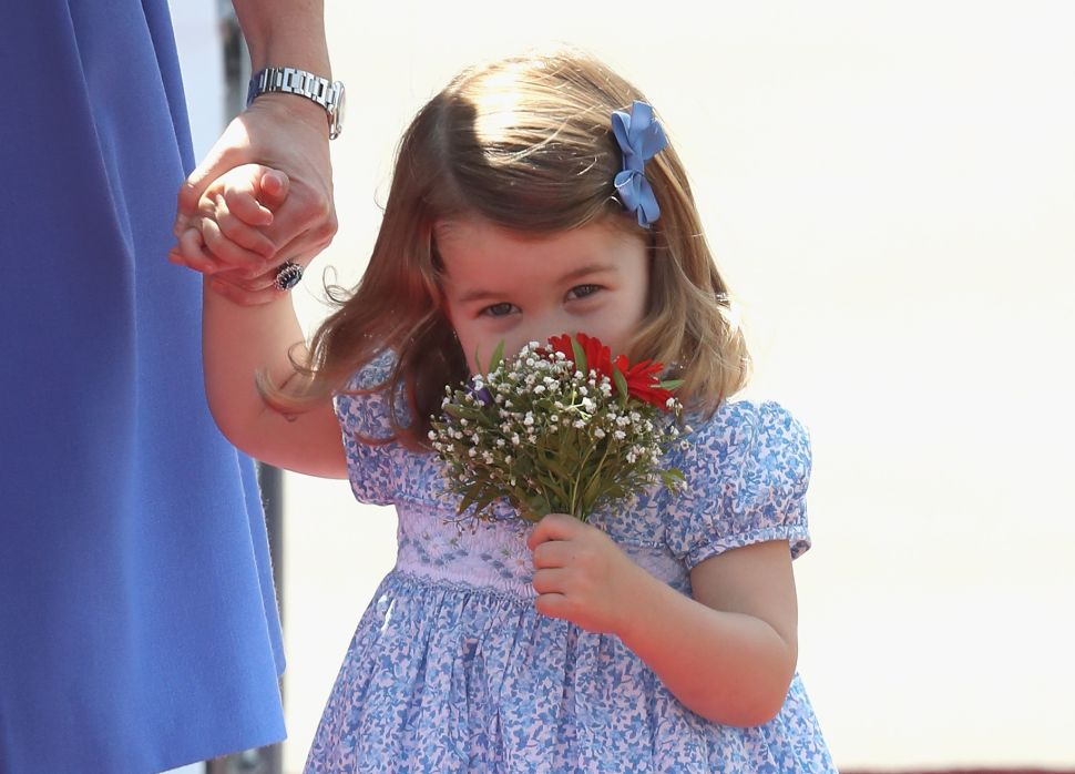 Princess Charlotte Is Starting Private Preschool