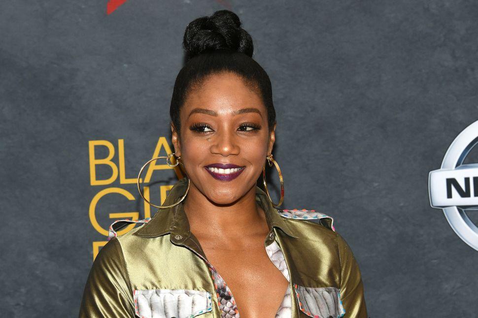 HBO Scoops Up 2017 Breakout Star Tiffany Haddish