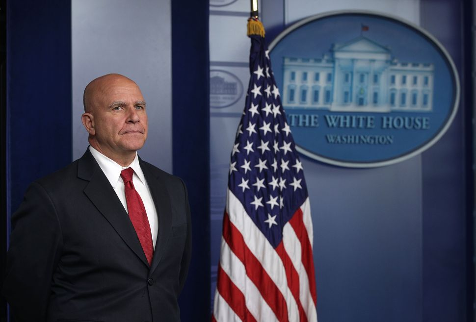 H.R. McMaster Warns of Russia Disinformation Attacks in Mexico Election