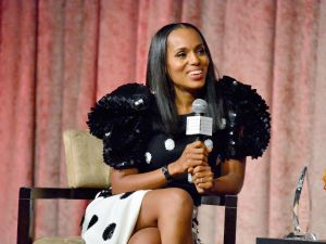 Kerry Washington is one of the producers of Five Points, a show on Facebook Watch.