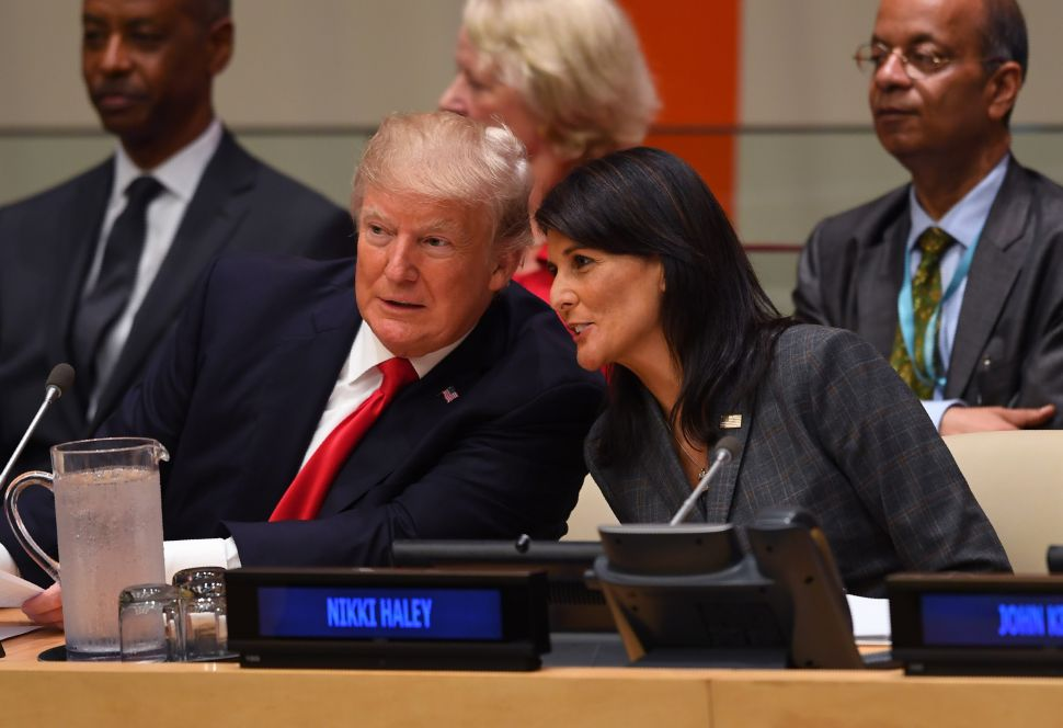 Inside Nikki Haley's Complicated Balancing Act with Donald Trump
