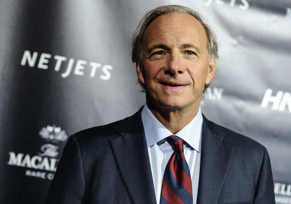 Bridgewater Founder Ray Dalio Is Finally on Instagram