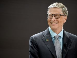 The Time special issue is an extension of Bill Gates' philanthropic work.
