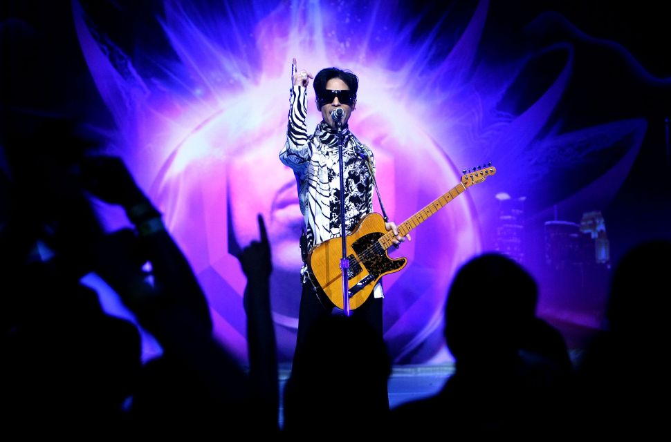 Prince Had 'Exceedingly High' Level of Fentanyl in Body When He Died