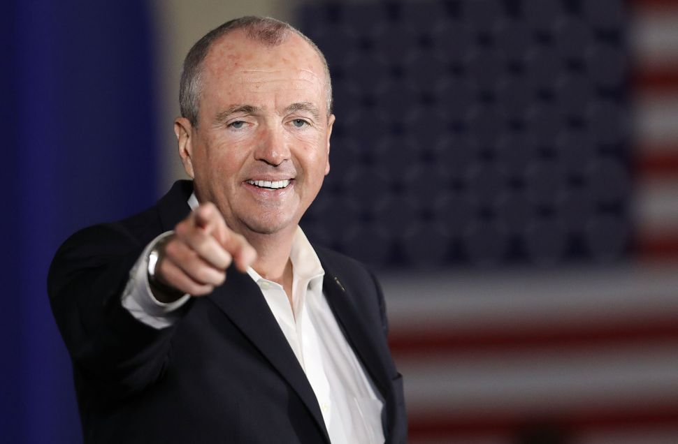 NJ Politics Digest: Murphy Hopes For Strength in Numbers When Opposing Trump Policies