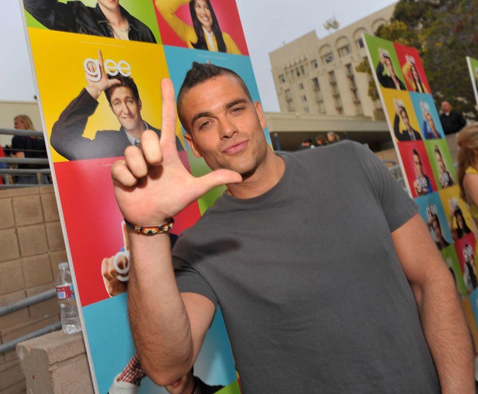 'Glee' Star Mark Salling Dies of Apparent Suicide