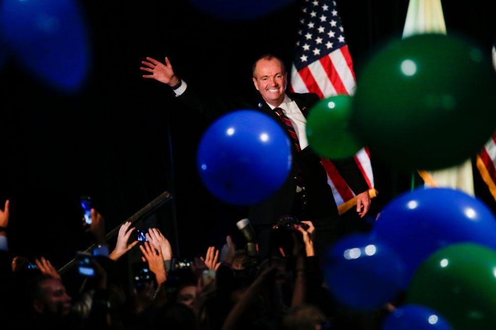 Gov. Phil Murphy Leads NJ's New 'Fair Deal' Democratic Party