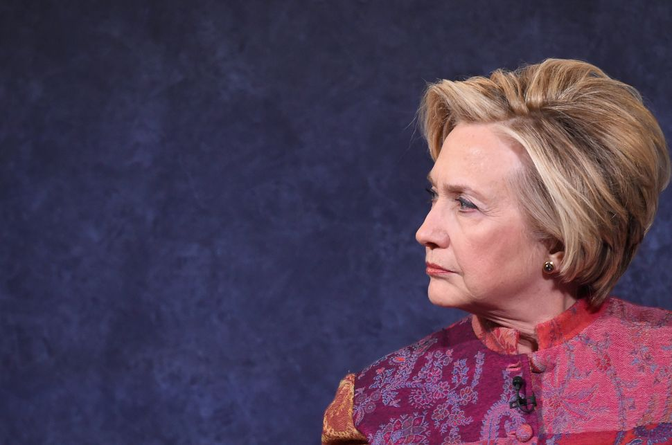 Hillary Clinton Apologizes for Aide Accused of Harassment Before State of the Union