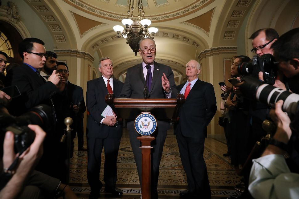Shutdown Proved Democrats Lack Moral Compass